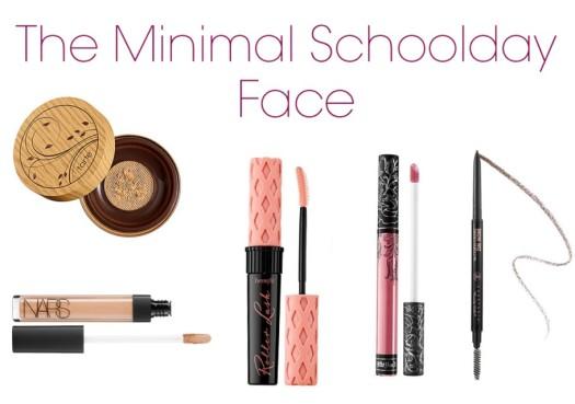 The Minimal Schoolday Face
